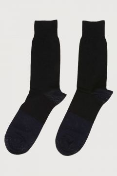 Bicolor Cotton Socks