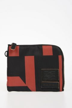 PORTER Patterned Fabric Wallet