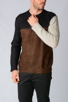Mohair Blend Knit sweater