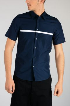 Cotton Short Sleeves Shirt