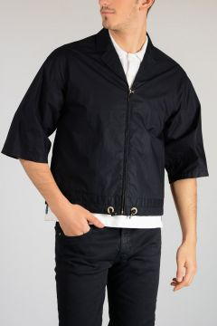 Cotton 3/4 Sleeves Jacket