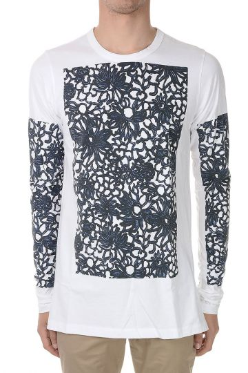 Jersey Cotton Long Sleeve T-shirt