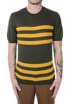Cotton Short Sleeve Sweater