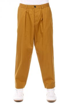 Pantaloni in cotone Drop Crotch