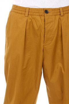Pantaloni in cotone Drop Crotch