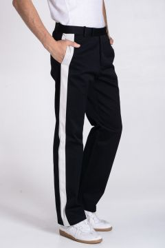 Stretch Cotton Pants