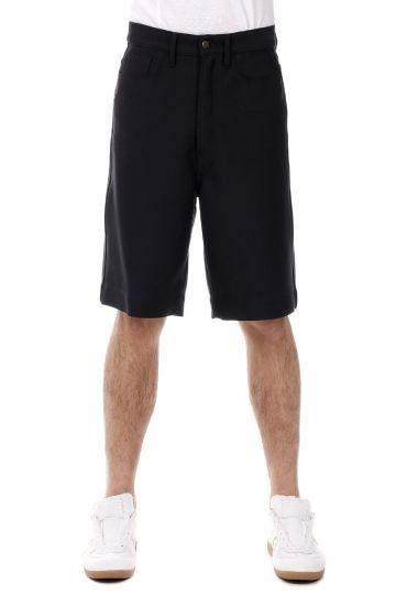 Shorts in Misto Lino