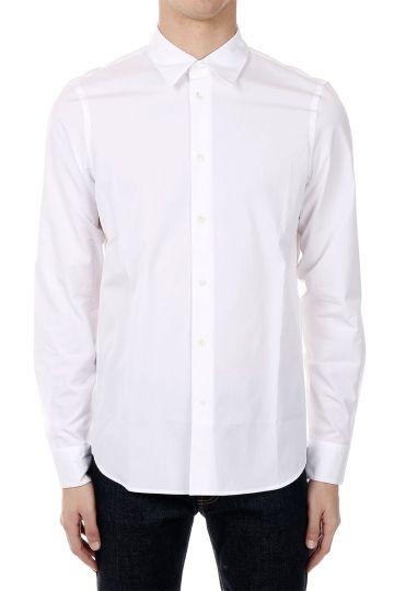Camicia Popeline di Cotone