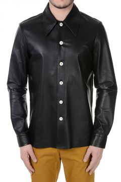 Leather Shirt