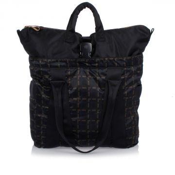 Printed Shopper Bag