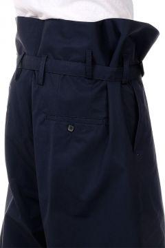 Cotton Oversized Shorts