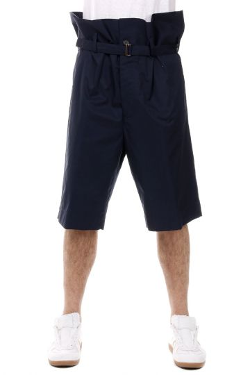 Shorts Oversized in Cotone