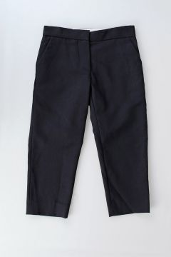 Virgin Wool Classic Pants