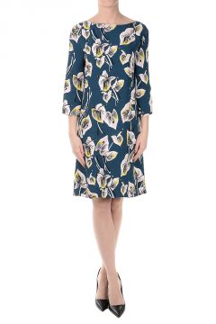 Printed BAYBERRY Tunic dress