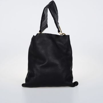 Lether MAXI STRAP BAG Shopper