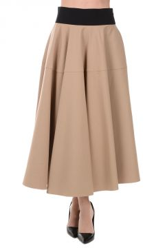 Cotton pleated Skirts