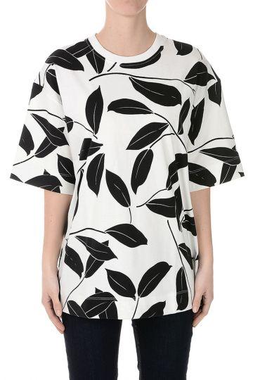 Cotton Jersey Printed T-Shirt