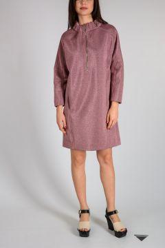 Glittery cotton blend  Dress