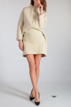 Cotton Long Sleeves Dress