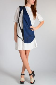 Cotton Shift Dress
