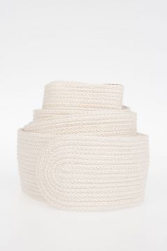 75 mm Cotton Cord Belt