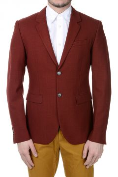 Wool Fresco Single Breasted Blazer