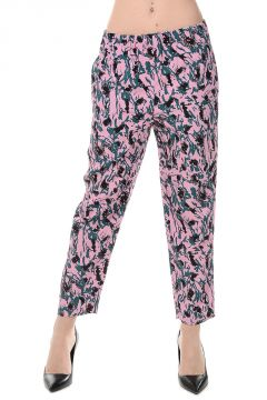 Viscose Printed Pants
