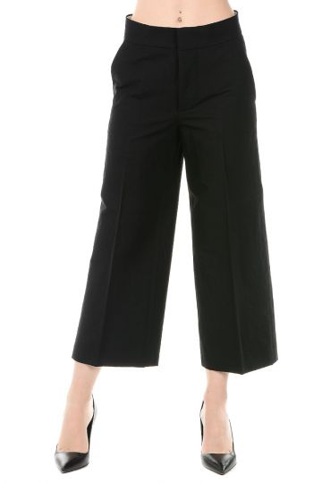 Viscose and Linen Pants