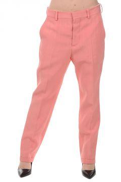 Pantaloni in Misto Seta