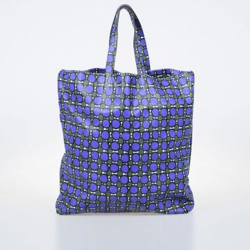 SHOPPING BAG Leather Tote
