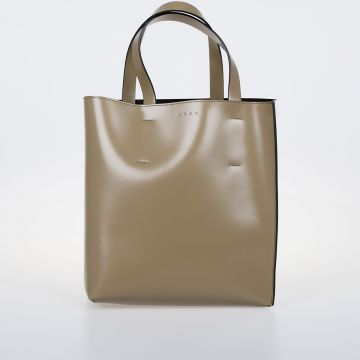 MUSEO BAG Leather Handbag