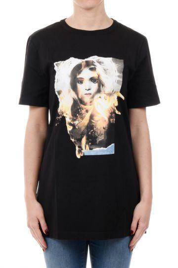 MM4 Cotton Doll Printed T-shirt