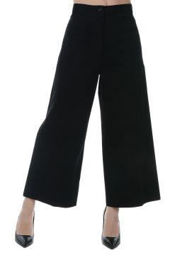 Pantaloni Culotte in Cotone