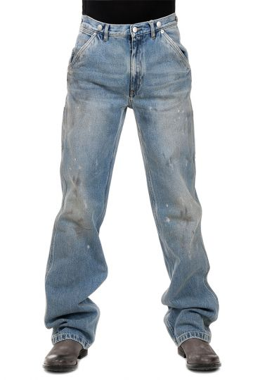 MM10 Multi Pockets Jeans 22 cm