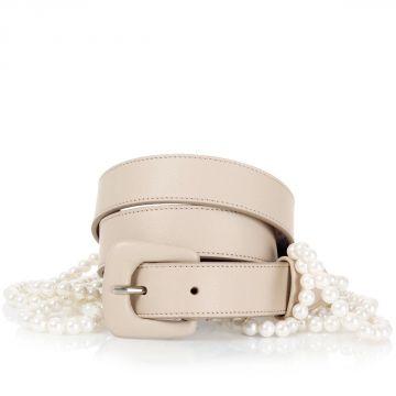 Cintura con Applicazioni Gioielli