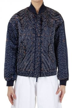 MM1 Padded Embroidered Bomber Jacket