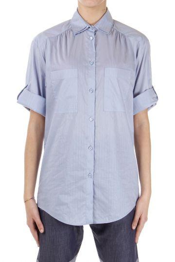 MM4 Striped Short Sleeved Shirt