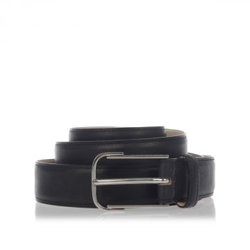 MM11 Leather Belt