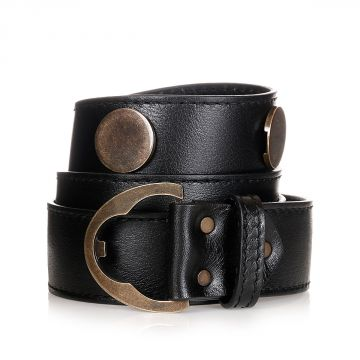 MM11 Grained Leather REPLICA Belt