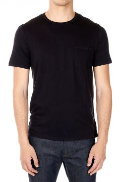 MM10 T-shirt in Cotone e Cashmere