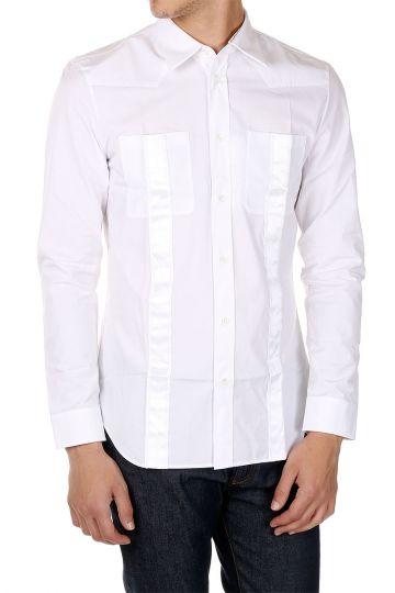 MM10 Camicia in Cotone