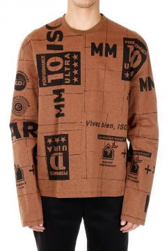 MM10 Long Sleeved Printed T-Shirt