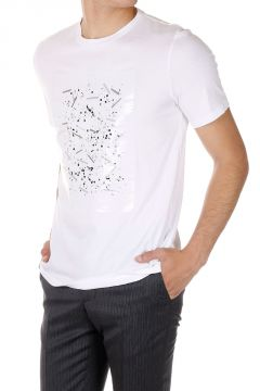 MM10 T-shirt Girocollo in Cotone