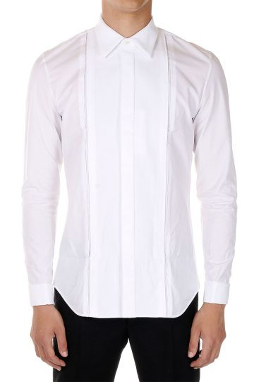 MM14 Camicia Maniche Lunghe in Cotone