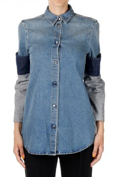 MM6 Camicia in Denim
