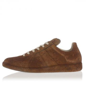 MM22 Sneakers Copertura in Ruggine