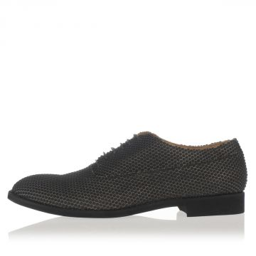 MM22 Fabric Oxford Shoes