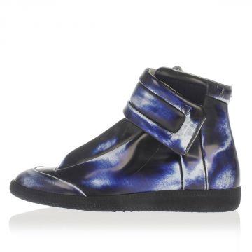 MM22 Sneakers Alte in Pelle