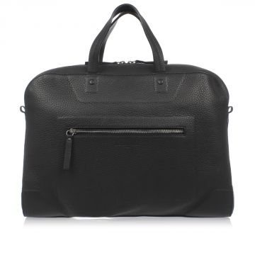 MM11 Borsa in Pelle Martellata