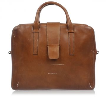 MM11 Borsa Business in Pelle